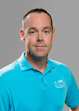 Rickey Meier from Anchored Home Inspections
