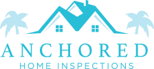 The Anchored Home Inspections logo