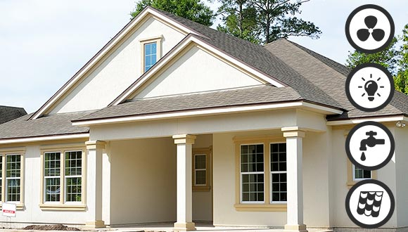 4-Point Home Inspections from Anchored Home Inspections