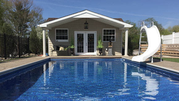 Pool and spa inspection services from Anchored Home Inspections