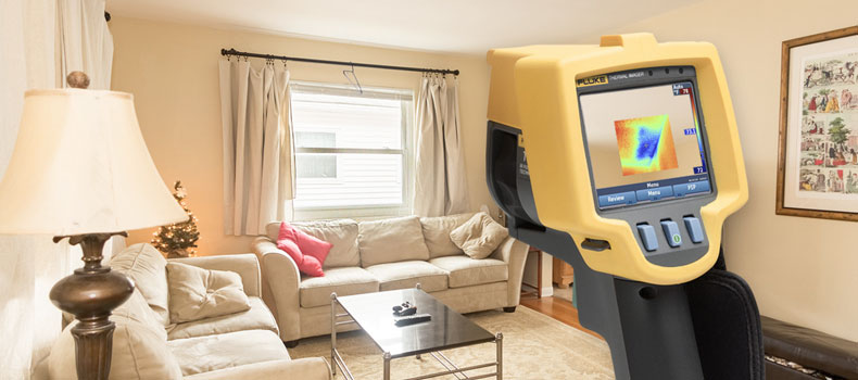 Get a thermal (infrared) home inspection from Anchored Home Inspections